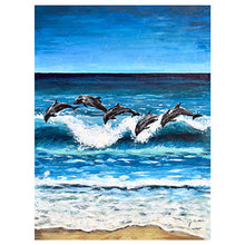 "Load image into Gallery viewer, ""Dolphins"""