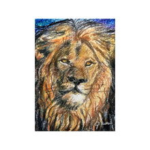 "Load image into Gallery viewer, ""Gentle Lion"""