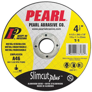 CWPL0532A Slimcut™ Plus Aluminum Oxide Cut-Off Wheel (25 Pack) - pmisupplies