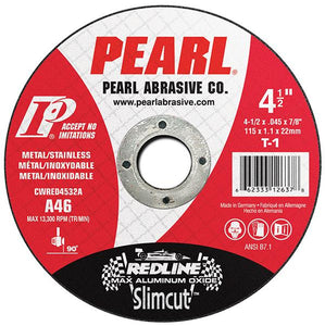 CWRED0632A Slimcut™ Redline Max AO™ Cut-Off Wheel (25 Pack) - pmisupplies