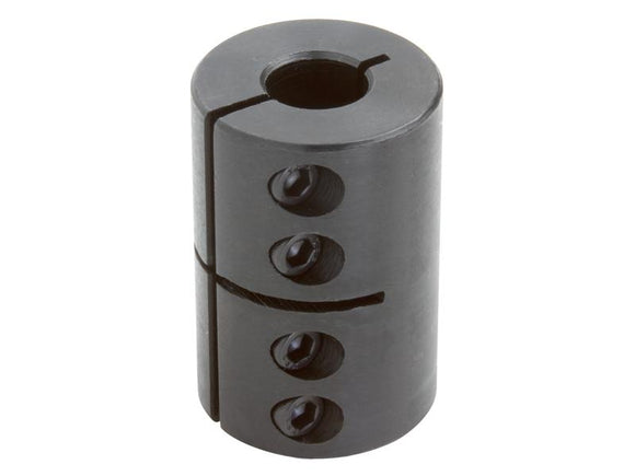 CC-125-125 One-Piece Clamping Shaft Coupling w/ Recessed Screws - pmisupplies