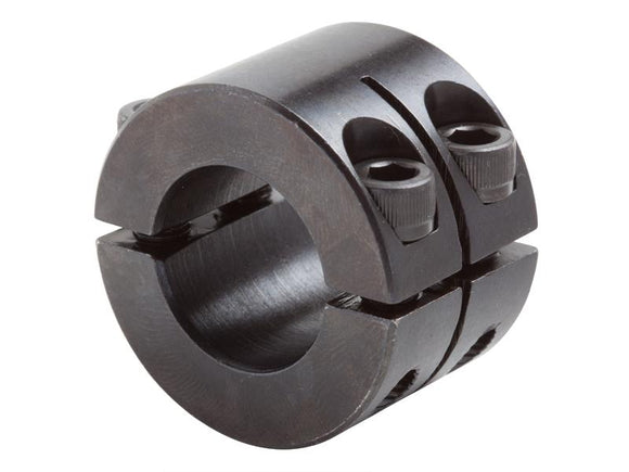 D2C-031-A Two-Piece Clamping Shaft Collar Double Wide - pmisupplies