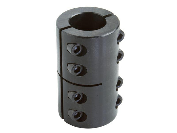 G2MSCC-16-16-KW Metric Two Piece Clamping Shaft Coupling - pmisupplies