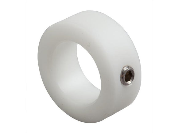 NC-025 Acetal Set Screw Shaft Collar - pmisupplies