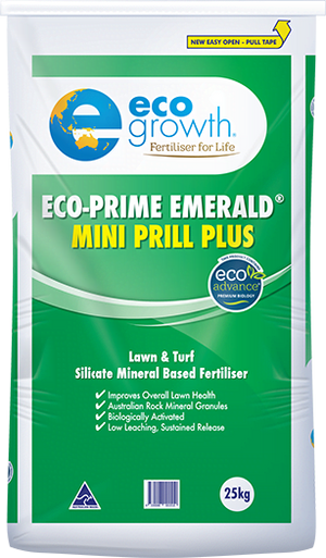 ECO-PRIME LAWN FERTILISER
