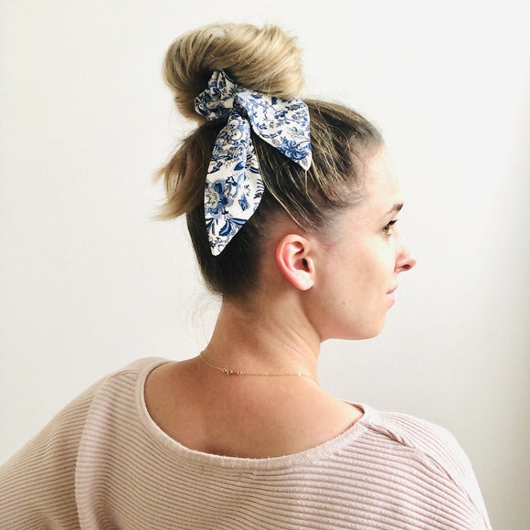 Scrunchie Scarf - Juniper