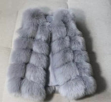 Load image into Gallery viewer, Violet Fur Gilet - Ruby & Ralph Boutique