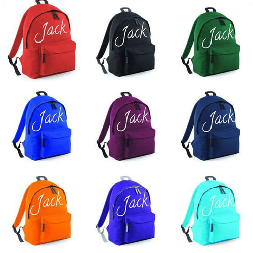 Personalised Junior Kids Bags - Ruby & Ralph Boutique