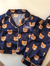 Load image into Gallery viewer, Personalised Teddy Bear Pyjamas - Ruby & Ralph Boutique
