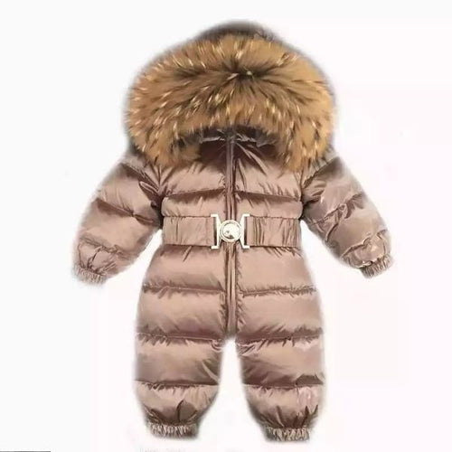 Ruby Snowsuit - Ruby & Ralph Boutique