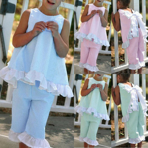 Sweet Ruffle Sets - Ruby & Ralph Boutique