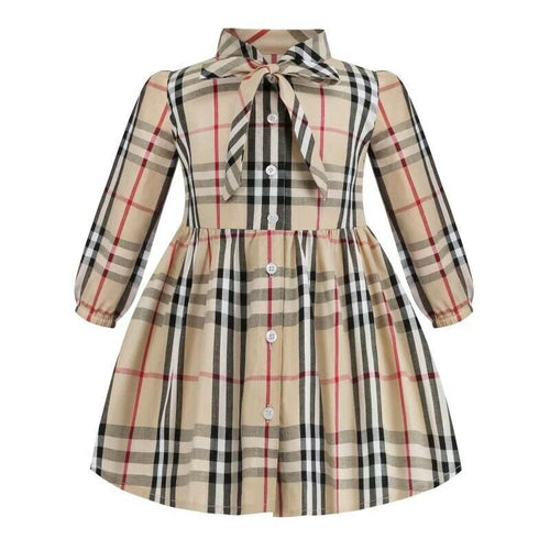 Marley Plaid Dress - Ruby & Ralph Boutique