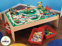 Load image into Gallery viewer, Kidkraft Waterfall Mountain Train set and Table | Wooden Train Set | Train Table - Ruby & Ralph Boutique