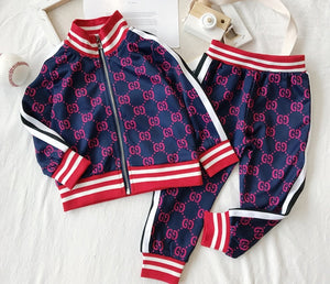 Gio Tracksuit - Ruby & Ralph Boutique
