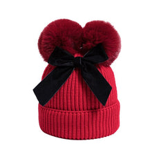 Load image into Gallery viewer, Tessa Bow Hat - Ruby & Ralph Boutique