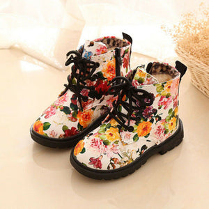 Floral Boots - Ruby & Ralph Boutique