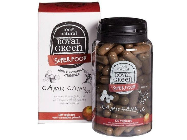 Camu Camu vit. C - Royal Green (120vcaps) Royal Green