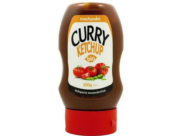 Curry Ketchup knijpfles - Machandel (270gr) Machandel