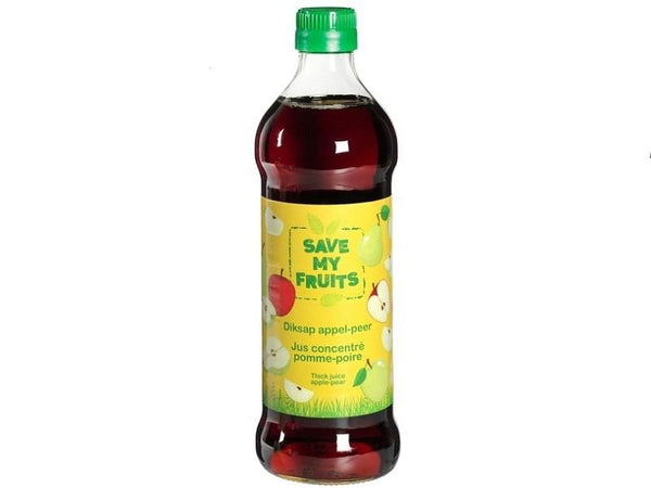 Diksap appel-peer collo - Save my fruits (6x500ml) Your Organic Nature