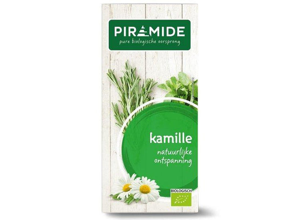Kamillethee collo - Piramide (20st) Piramide