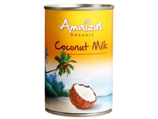 Kokosmelk 50% collo - Amaizin (6x400ml) Amaizin