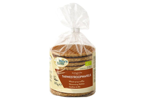 Tarwestroopwafels collo - Billy's Farm (15x315gr) Billy's Farm