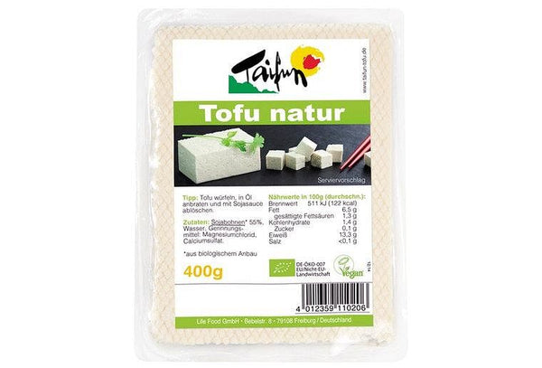 Tofu naturel (200gr) collo (Taifun) Taifun