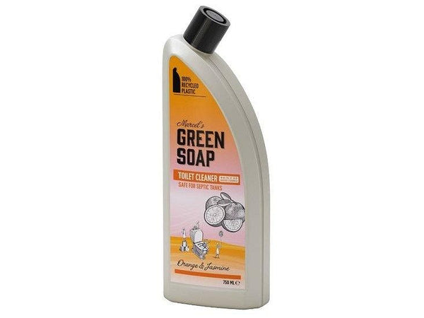 Toiletreiniger orange & jasmine - Marcel's Green Soap (750ml) Marcel's Green Soap