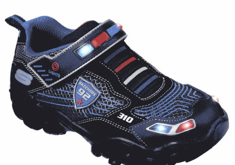 Skechers Boy's  Shoes :Police S-Lights  INF/Toddler