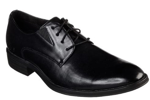 Skechers Mens Laced Dress Shoes