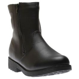 Canada Comfort Men's  Double Zipper Winter Boots