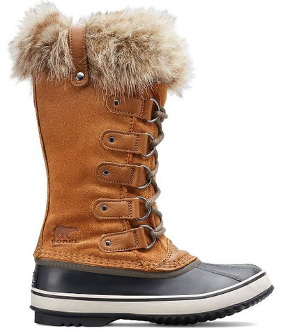 Sorel Women's Joan Of Arc Winter Boots : Camel/Brw
