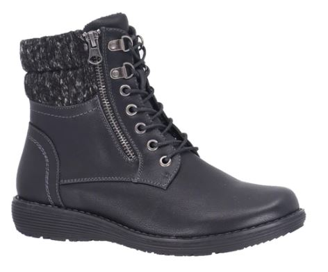 Taxi Ankle Laced Boot