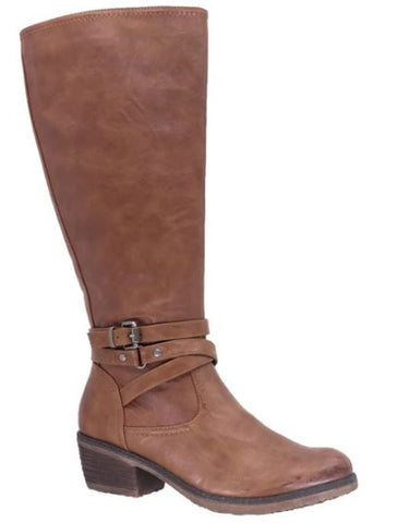 Taxi Vermont Winter Tall Boot : TAN