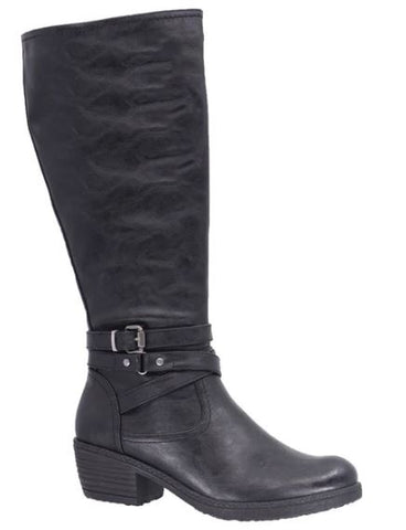 Taxi Vermont Winter Tall Boot : Blk