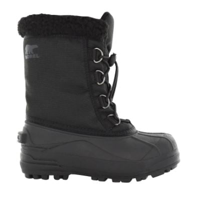 Sorel Youth Cumberland  Winter Boots Blk