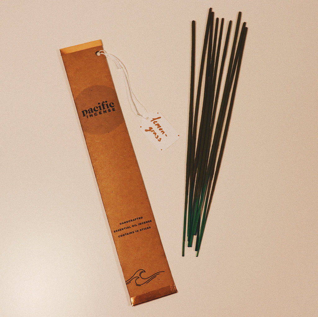 Lemongrass | Pacific Incense