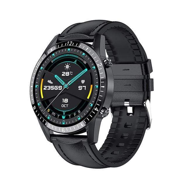 GFTED Health & Wellness Black MaxActive Smart Watch 40225939-black