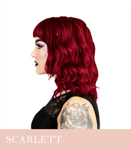 "Herman's Amazing ""Scarlett Rogue Red"" - PROMOTION"