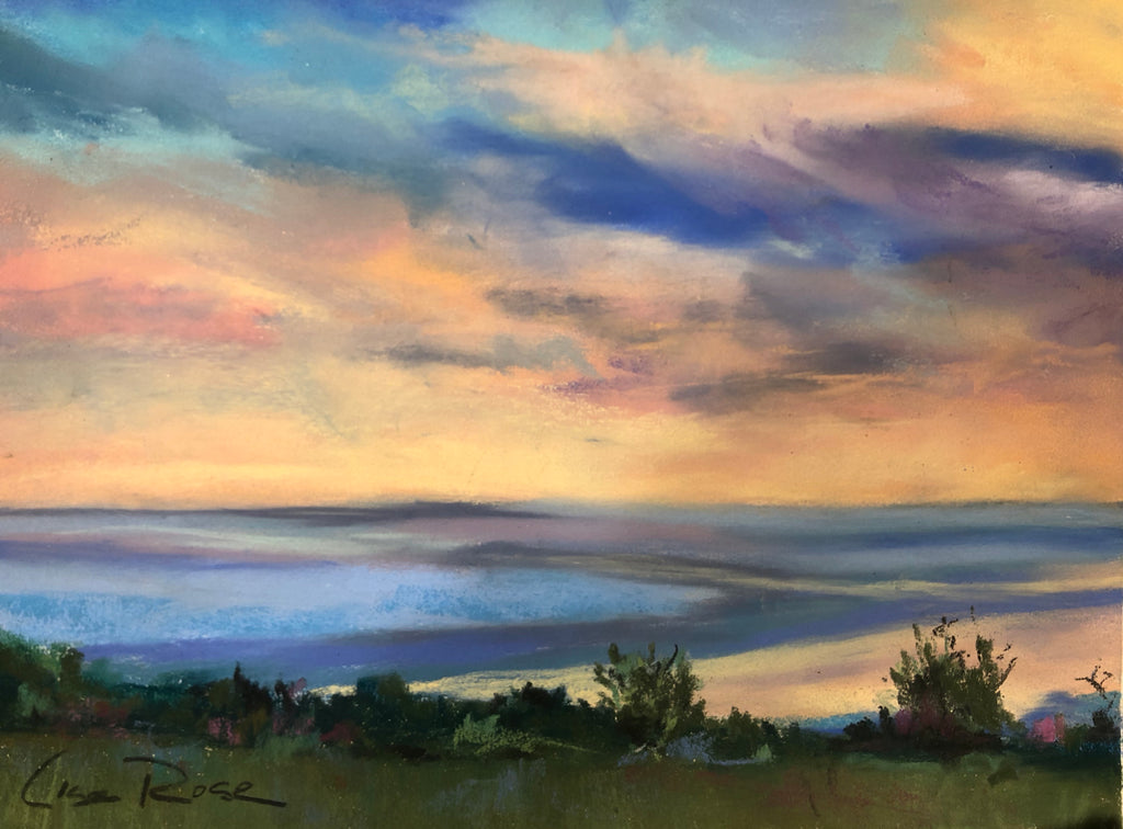 Evening Glow - Lisa Rose Fine Art
