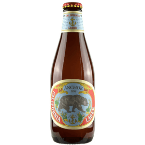 Anchor Brewing California Lager 24x335ml The Beer Town Beer Shop Buy Beer Online