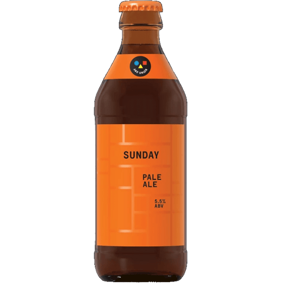 And Union Sunday Pale Ale 24x330ml The Beer Town Beer Shop Buy Beer Online