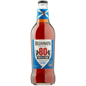 Belhaven 80/-Export 8x500ml The Beer Town Beer Shop Buy Beer Online