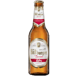 Bitburger Drive 0% Alcohol Free 24x330ml The Beer Town Beer Shop Buy Beer Online