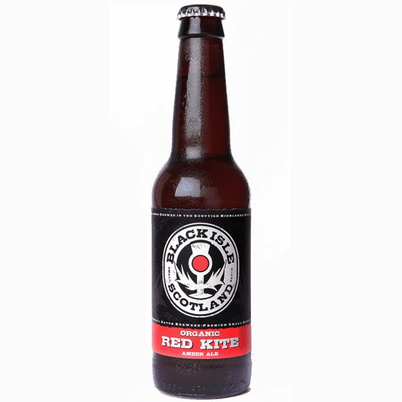 The Beer Town Beer Black Isle Brewery Red Kite 12x330ml