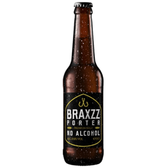 The Beer Town Beer Braxzz Porter 24x330ml