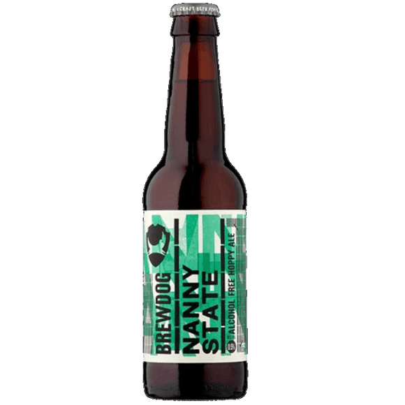 The Beer Town Beer BrewDog Nanny State 24x330ml