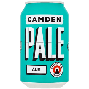 Camden Town Brewery Pale Ale Cans 24x330ml The Beer Town Beer Shop Buy Beer Online