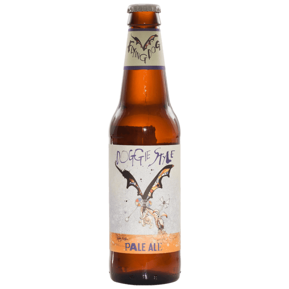 Flying Dog Doggy Style Pale Ale The Beer Town Beer Shop Buy Beer Online