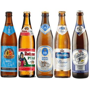 The Beer Town Beer German Beers Mixed Box #3 20x500ml